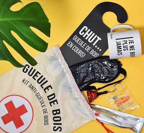 Kit Anti Gueule de Bois