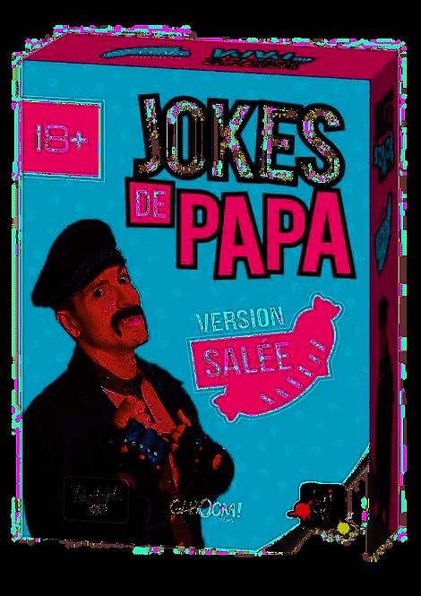 Jokes de Papa ! Version salée