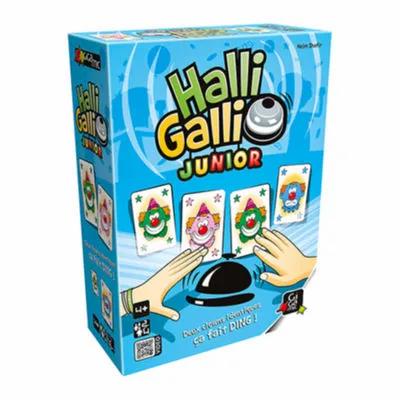 HALLI GALLI JUNIOR Les petits aussi ont droit à leur Halli Galli.