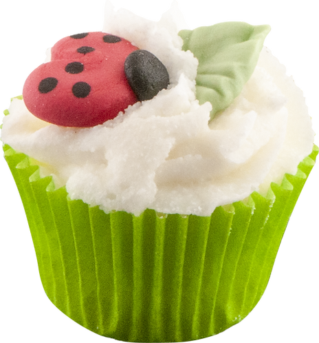 Mini Cupcake Porte Bonheur