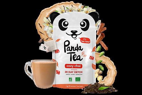 Cozy Chai la version thé latté