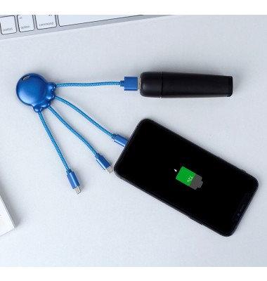 OCTOPUS Câble de charge multi-connecteurs