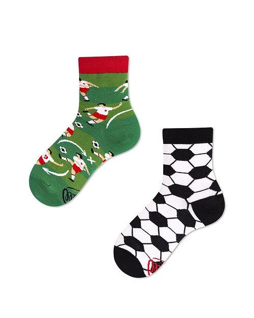 chaussettes dépareillées Foot