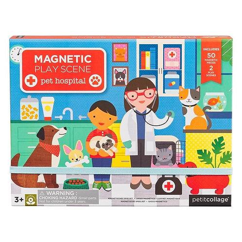 Ensemble de jeu magnétique - Hospital -