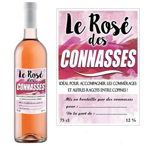 VIN ROSÉ DES CONNASSES