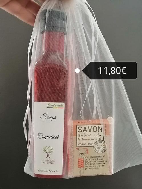 Savon + Sirop