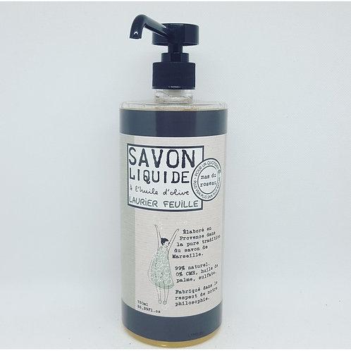 Savon BIO liquide Laurier 750ml