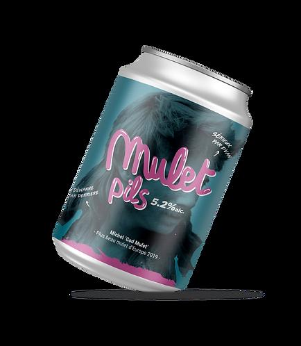 Bière mulet pils