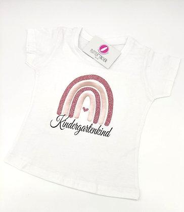 """T-Shirt Kindergartenkind """"Regenbogen"""""""