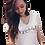 Thumbnail: MOM T-Shirt Weiß personalisiert