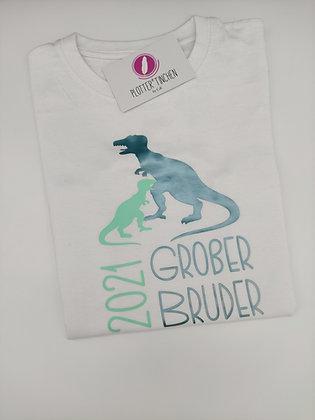 Dino - Großer Bruder 2021 T-Shirt