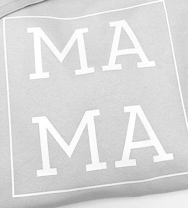 MA MA T-Shirt in weiß oder schwarz