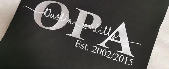 OPA T-Shirt personalisiert