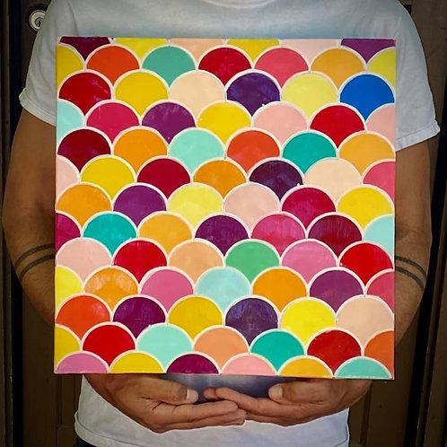 Color Study #4