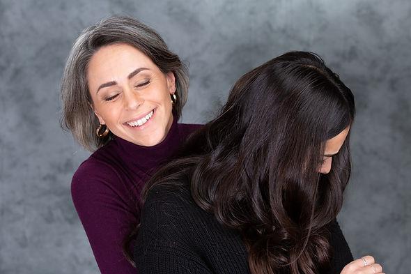 צילומי אמא ובת