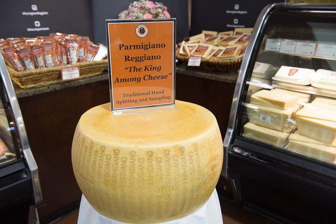 B.C.'s Parmigiano Reggiano Week