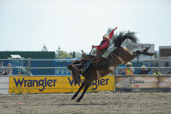 Cloverdale Rodeo This Long Weekend!
