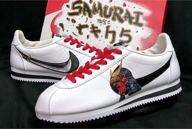 Special_order_done_✅_-_Nike_Cortez_-_Sam