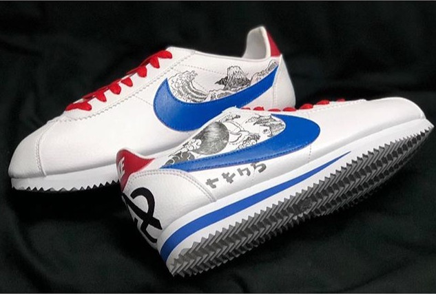 Special_order_done_✅_-_Nike_Cortez_-_Dra