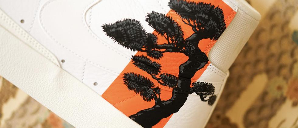 Nike Blazer Mid VNTG 77 - Silhouette_2.J