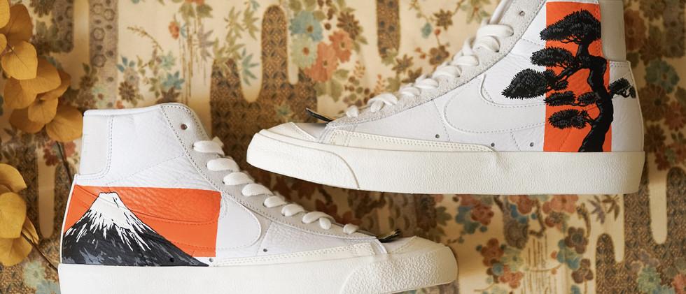 Nike Blazer Mid VNTG 77 - Silhouette_8.J