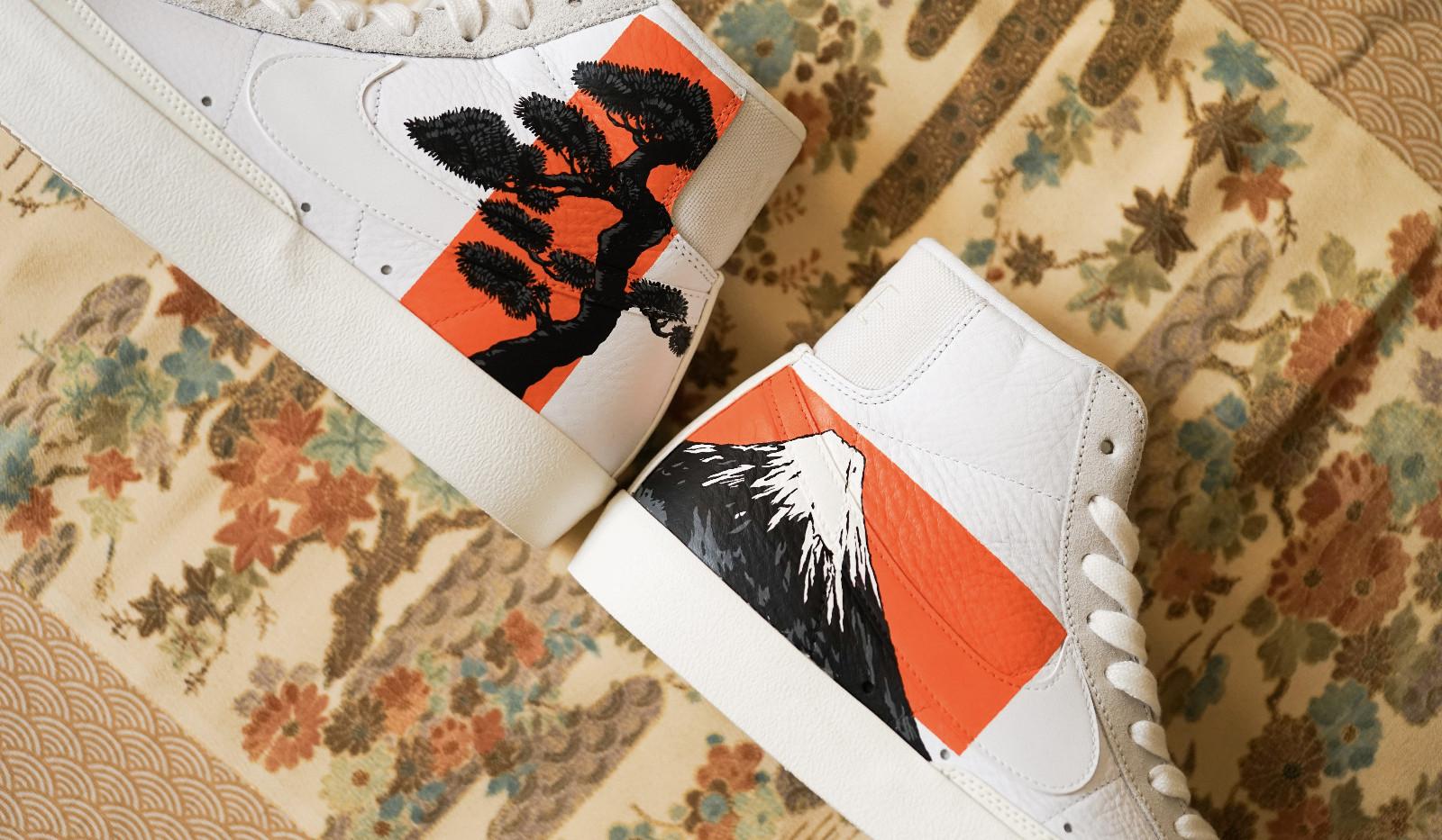 Nike Blazer Mid VNTG 77 - Silhouette_6.J