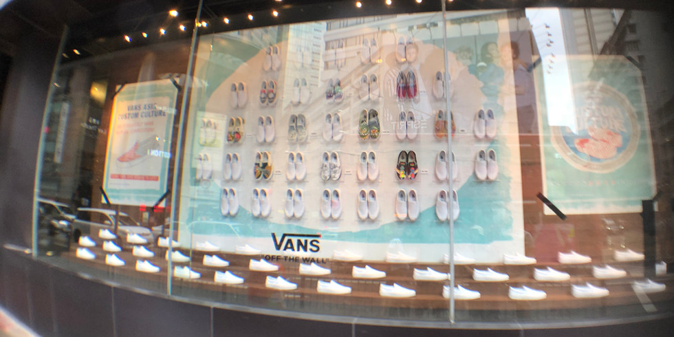 EXI.TX Vans HKG - Vans Asia Custom Culture Exhibition