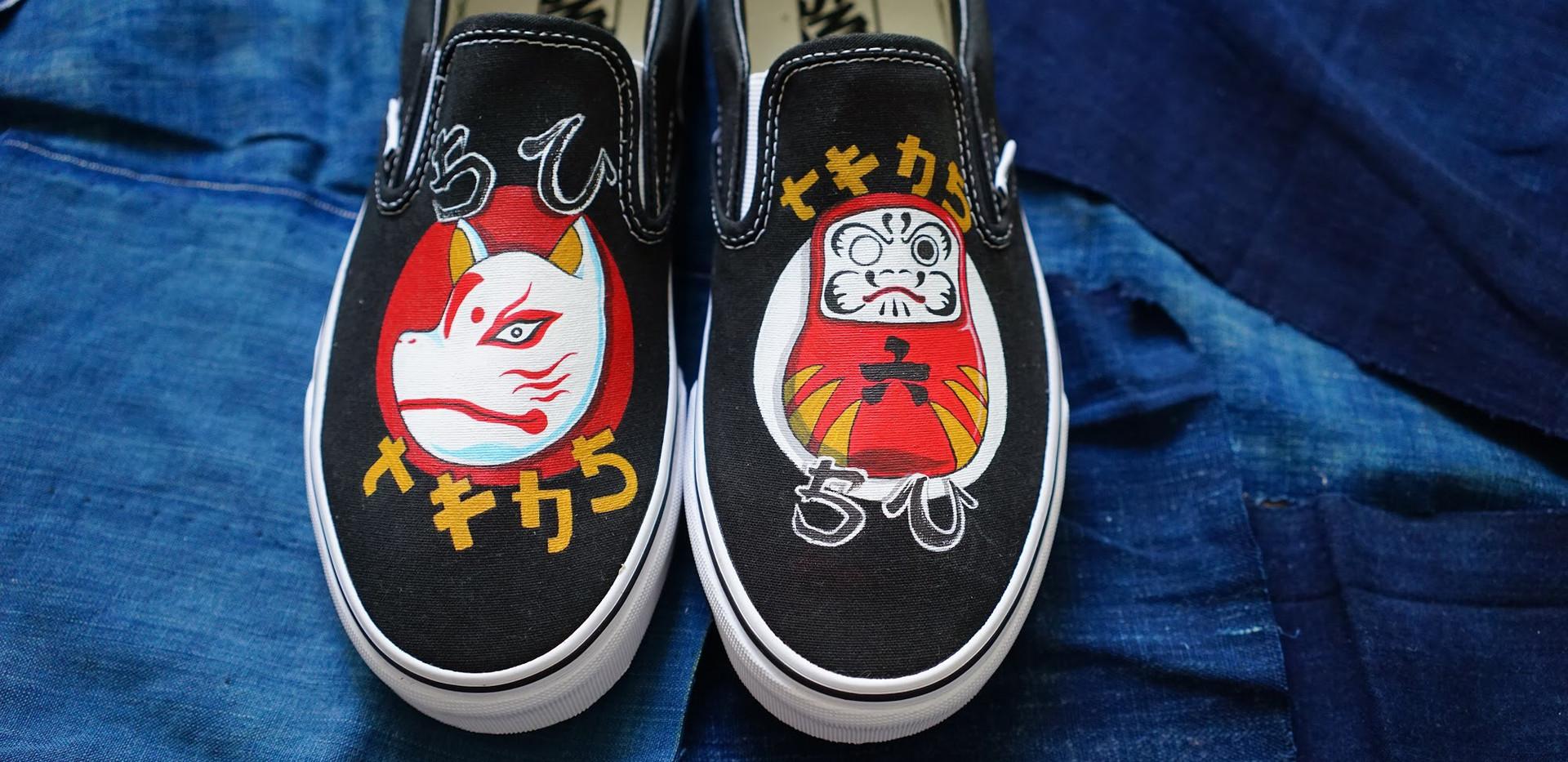 Simple Union X T.F.J.S. Vans - Cultural of Japanese 48793217789355