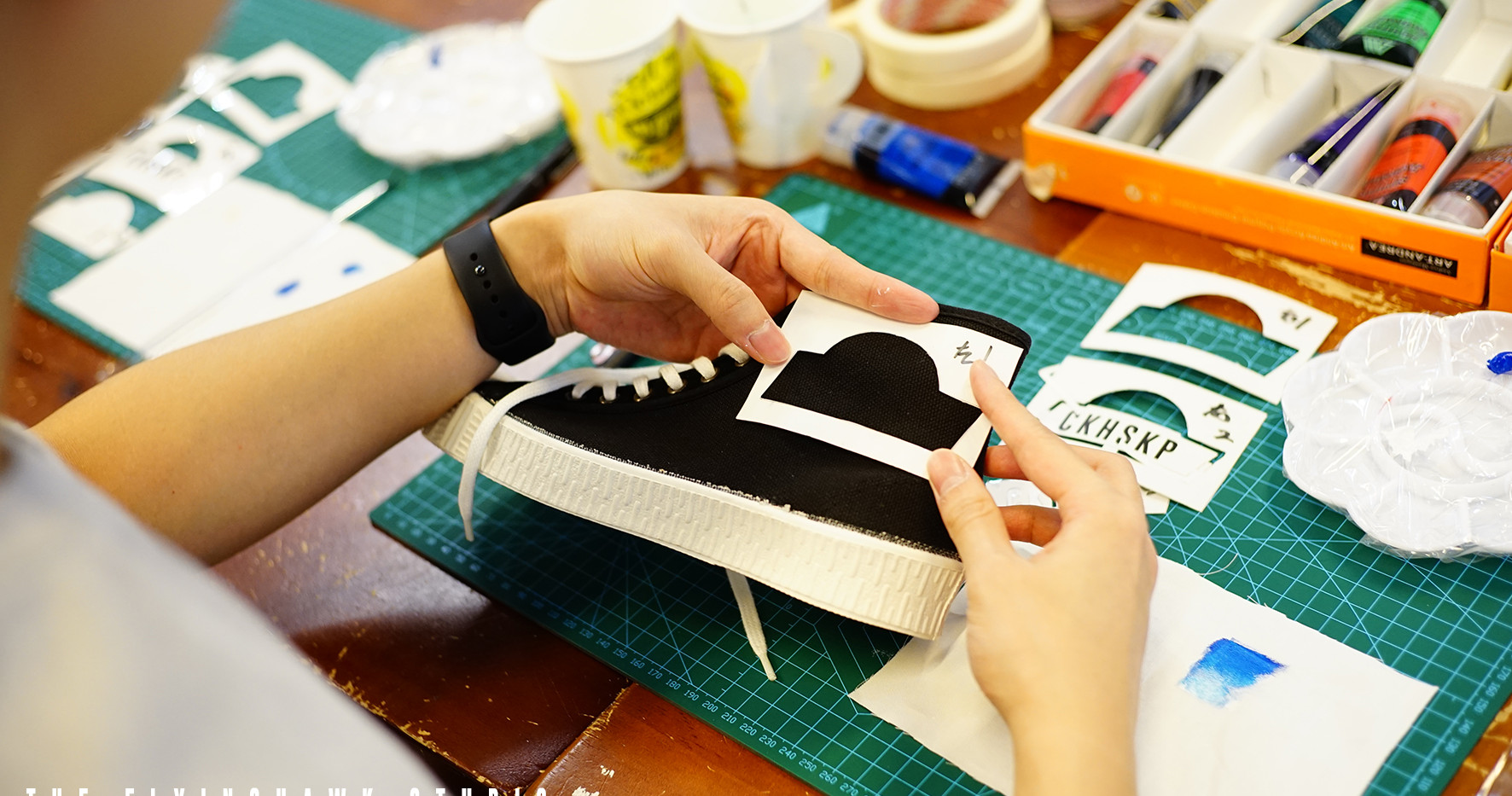 Custom Sneaker Workshop