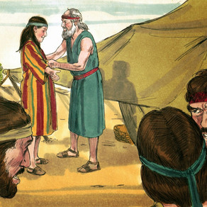 How to Persevere: The Story of Joseph