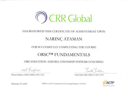 CRR Global ORSC - II