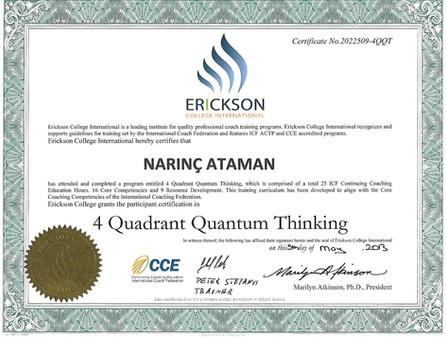 Erikcson College QT