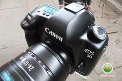Фотоаппарат из пенопласта