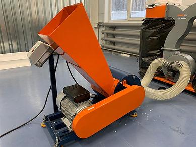 Дробилка для пенопласта ДПР-5