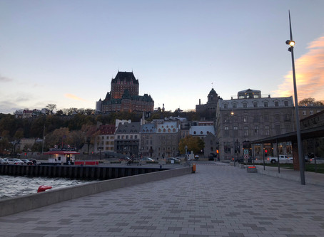 Visiter Québec en une journée