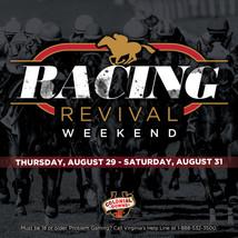 Racing Revival Weekend