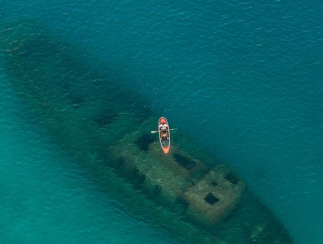 Carlisle Bay Shipwreck Tour