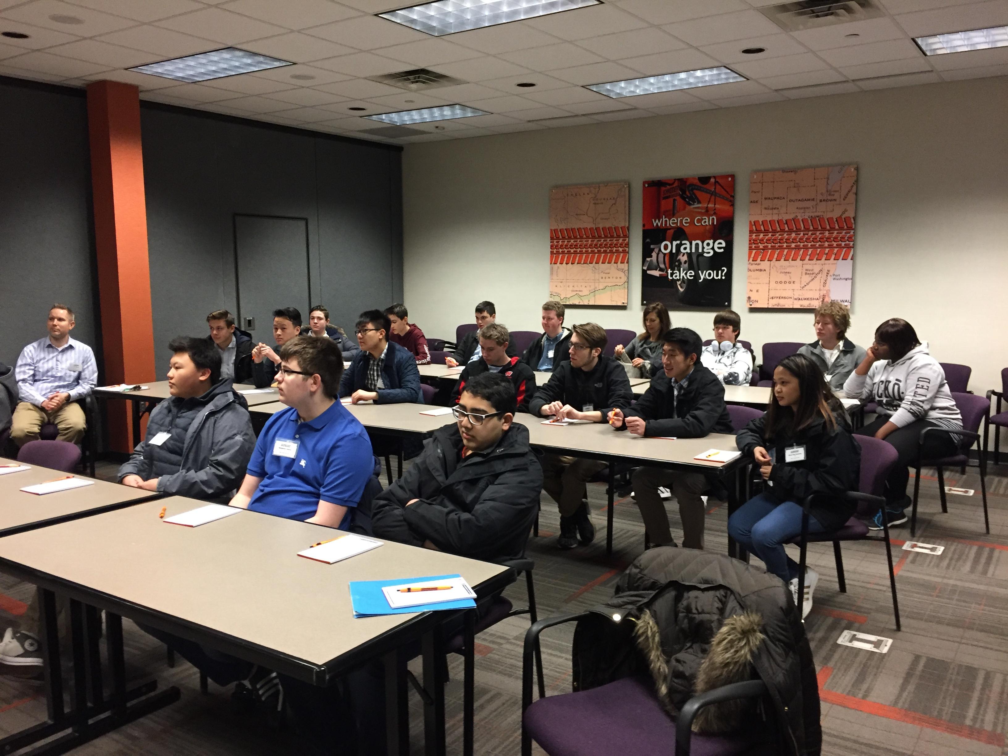 Schneider Student Group
