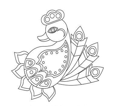 Diwali Rangoli Design 002.JPG