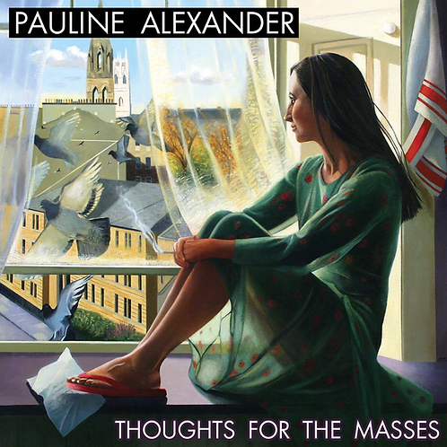 Thoughts For The Masses CD Image Front (Pauline Alexander)