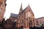 St Mary's Scottish Episcopal Cathedral  Great Western Road Glasgow Wedding Venue Wedding Singer Pauline Alexander External Photo Website Image Link - Photo Credit Stephen Thomson