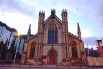 Metropolitan Cathedral of St Andrews Glasgow City Centre Wedding Venue Wedding Singer Pauline Alexander Website Image Link - Photo Credit Stephen Thomson