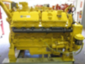 Engines and used equipment for sale