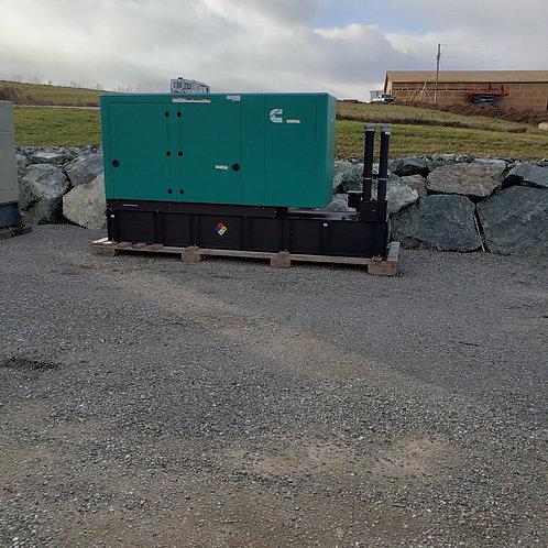 Cummins Enclosed Generator