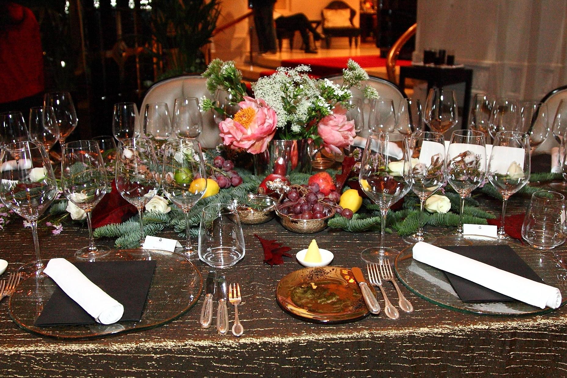 Societe Generale Gala Dinner