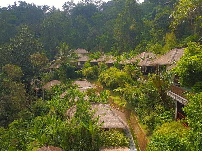 Hanging Gardens of Ubud