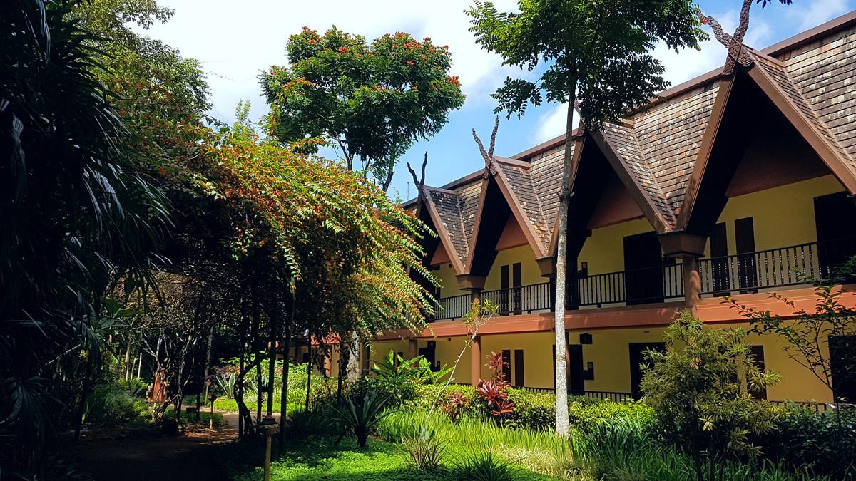 Anantara Elephant Camp Golden Triangle