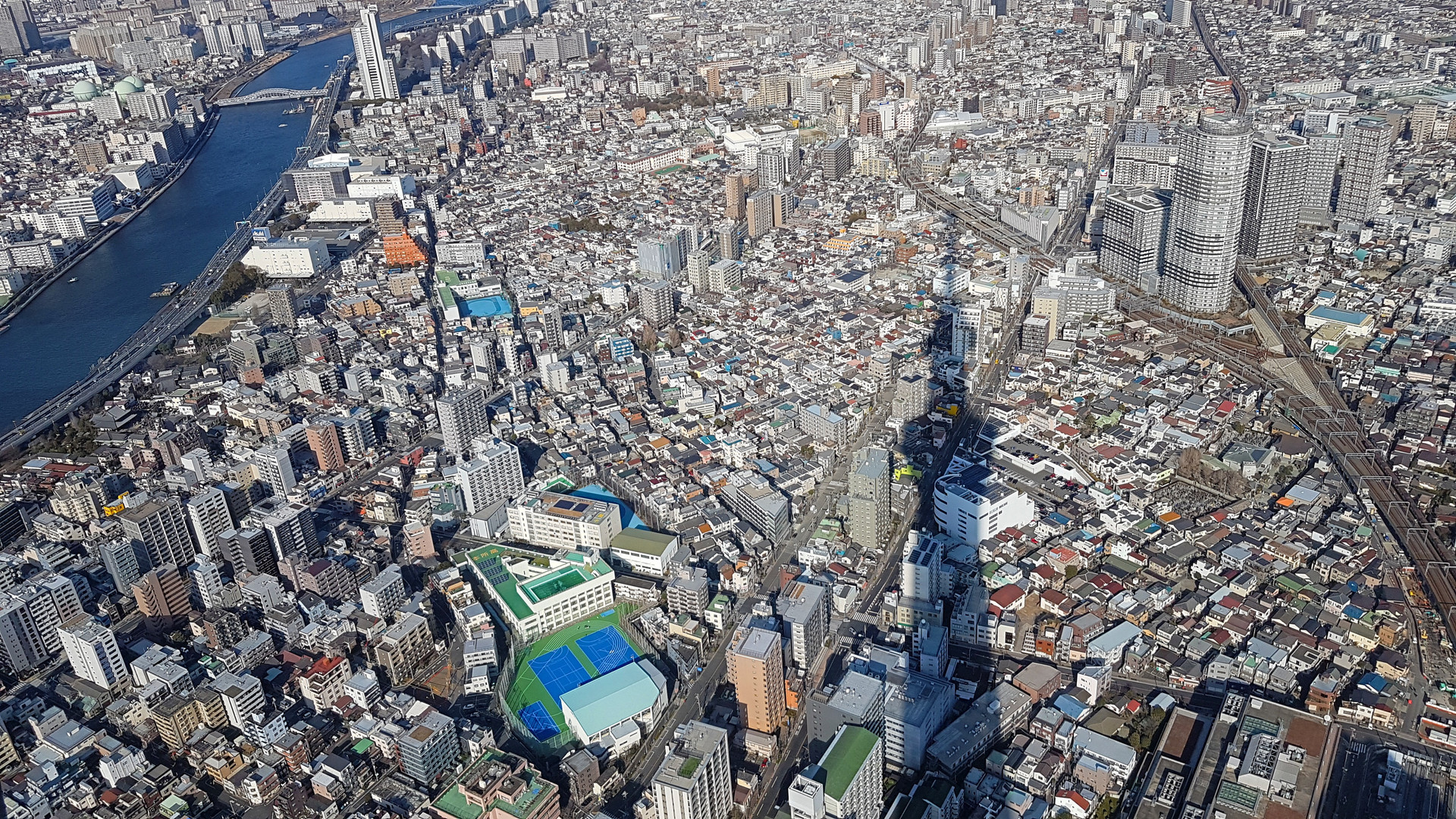 LCO Features - Tokyo Skytree Japan