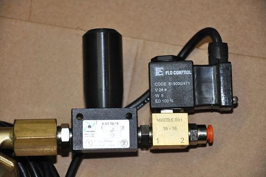 Electrovanne CO² + vis de réglage
