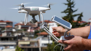 O uso de drones nas engenharias e áreas afins